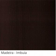 Persiana Vertical Pvc Madeira