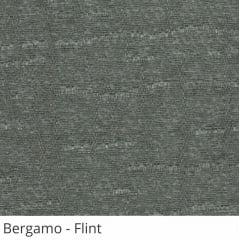 Cortina Rolô Cinza Tecido Translúcido Coleção Bergamo Cor Flint