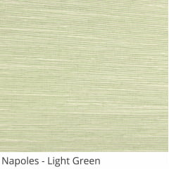 Cortina Romana Verde Tecido Translúcido Coleção Nápoles Cor Light Green