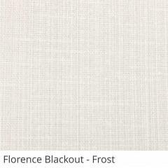 Cortina Painel Cinza Tecido Blackout Coleção Florence Cor Frost