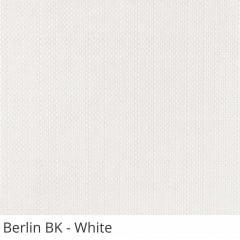 Cortina Painel Branca Tecido Blackout Coleção Berlin Cor White
