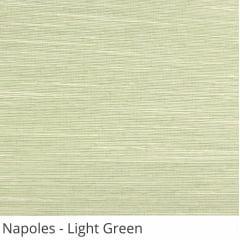 Cortina Painel Verde Tecido Translúcido Coleção Nápoles Cor Light Green