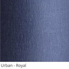 Persiana Vertical Azul PVC Coleção Urban Cor Royal