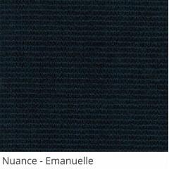 Persiana Vertical Azul Tecido Translúcido Coleção Nuance Cor Emanuelle