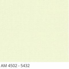 Persiana Vertical Bege Tecido Blackout Coleção AM-4502 Cor 5432