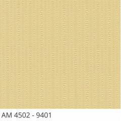 Persiana Vertical Bege Tecido Blackout Coleção AM-4502 Cor 9401