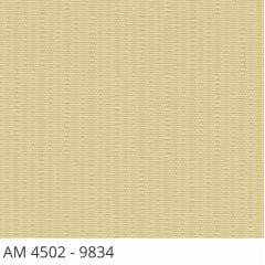 Persiana Vertical Bege Tecido Blackout Coleção AM-4502 Cor 9834