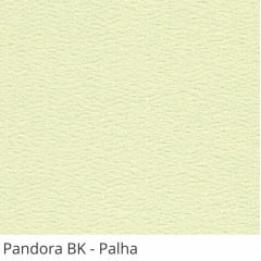 Persiana Vertical Bege Tecido Blackout Coleção Pandora Cor Palha