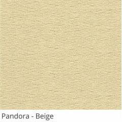 Persiana Vertical Bege Tecido Translúcido Coleção Pandora Cor Beige
