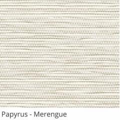 Persiana Vertical Bege Tecido Translúcido Coleção Papyrus Cor Merengue