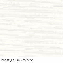 Persiana Vertical Branca Tecido Blackout Coleção Prestige Cor White