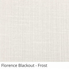Cortina Rolô Cinza Tecido Blackout Coleção Florence Cor Frost