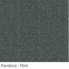Persiana Vertical Cinza Tecido Translúcido Coleção Pandora Cor Flint