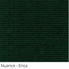 Persiana Vertical Verde Tecido Translúcido Coleção Nuance Cor Erica