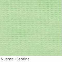 Persiana Vertical Verde Tecido Translúcido Coleção Nuance Cor Sabrina