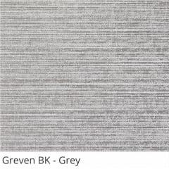 Cortina Rolô Cinza Tecido Blackout Coleção Greven Cor Grey