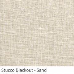 Cortina Romana Blackout Tecido Stucco