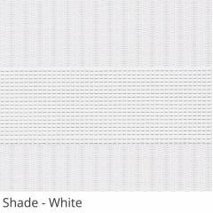 Cortina Rolô Double Vision Tecido Shade