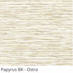Persiana Vertical Tecido Papyrus BK